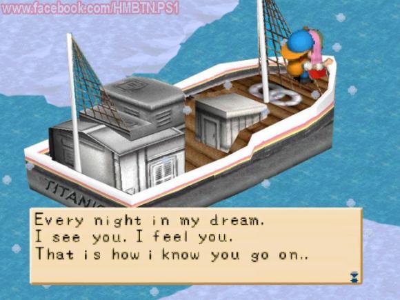 Humor harvest moon nonton titanic