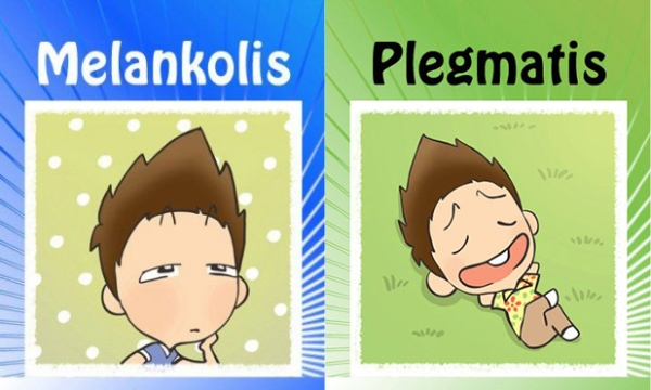melankolis plegmatis