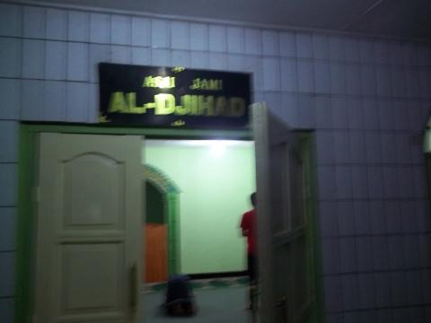 Masjid Al-Djihad