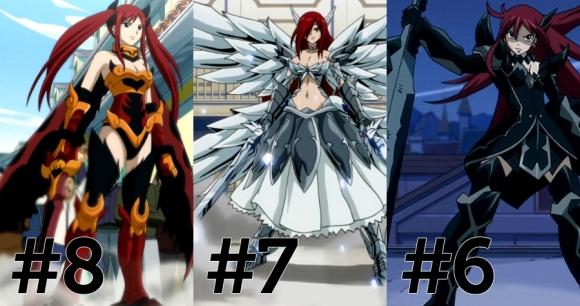 Flame Empress, Heavenwheel, dan Black Wing