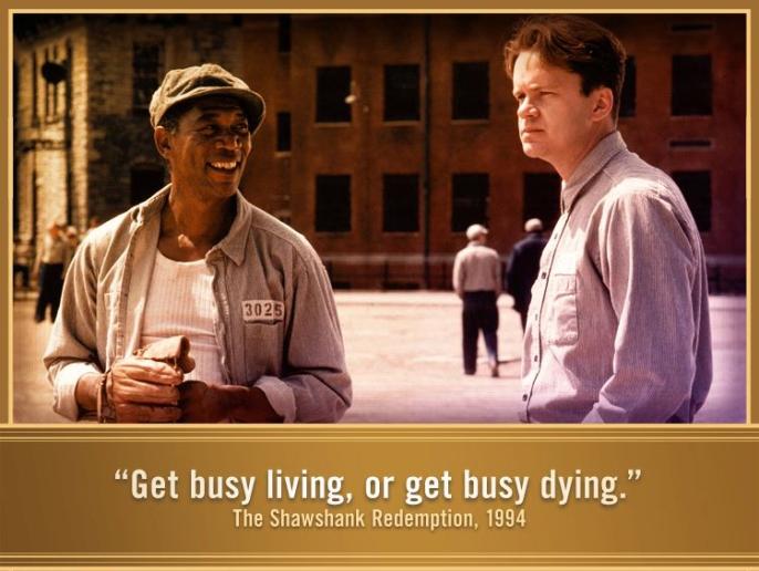 shawshank redemption quote