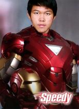 arif iron man