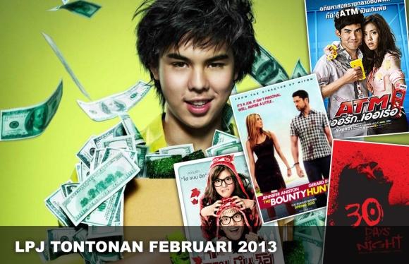 lpj tontonan februari 2013