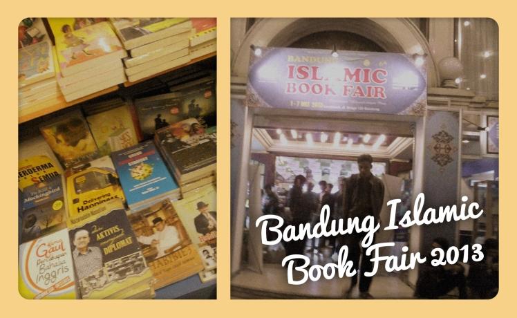 islamic book fair bandung 2013