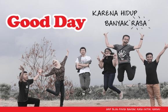good day BANYAK RASA