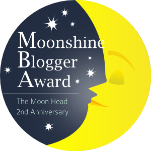 moonshine blogger award