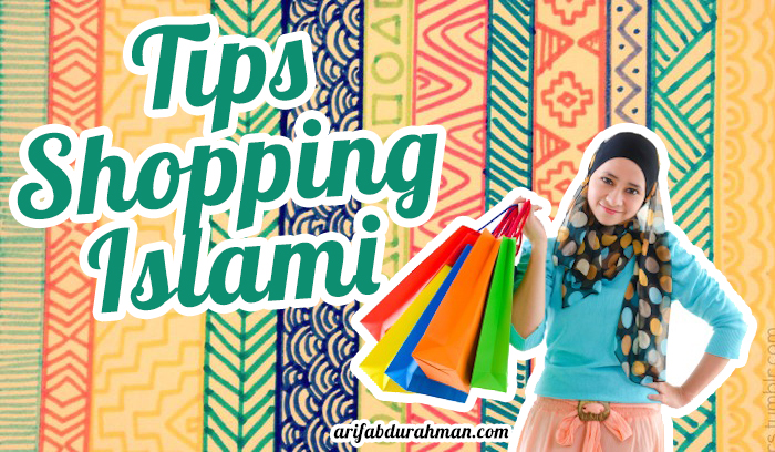 tips shopping islami