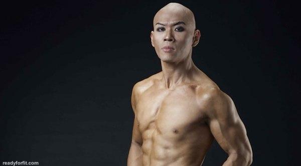 foto deddy corbuzier diet telanjang dada shirtless topless