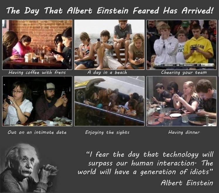 Ramalan Albert Einstein