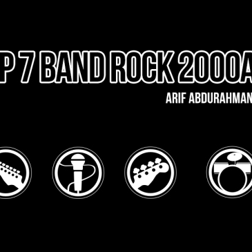 top rock band 2000an