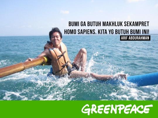 arip greenpeace