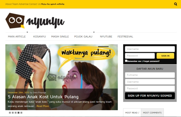nyunyu screenshot