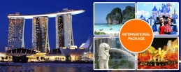 Cheria Wisata Tour Travel paket internasional