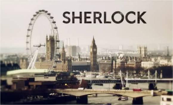 sherlock bbc series