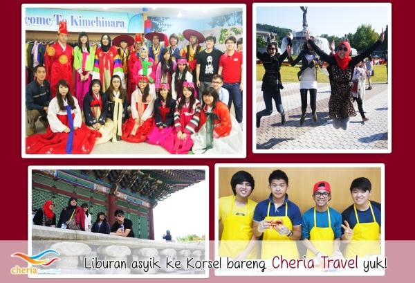 Cheria Wisata Tour Travel Korea Selatan Membuat Kimchi Dan Memakai Hanbok
