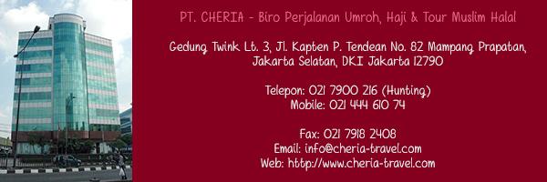 kantor Cheria Wisata Tour Travel