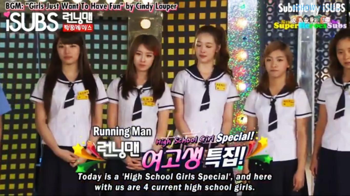 daftar episode running man bertabur idol – arip yeuh!