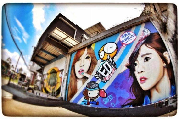 graffitisnsdtaeyeon