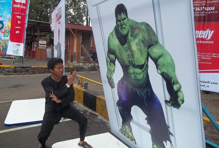 vs hulk