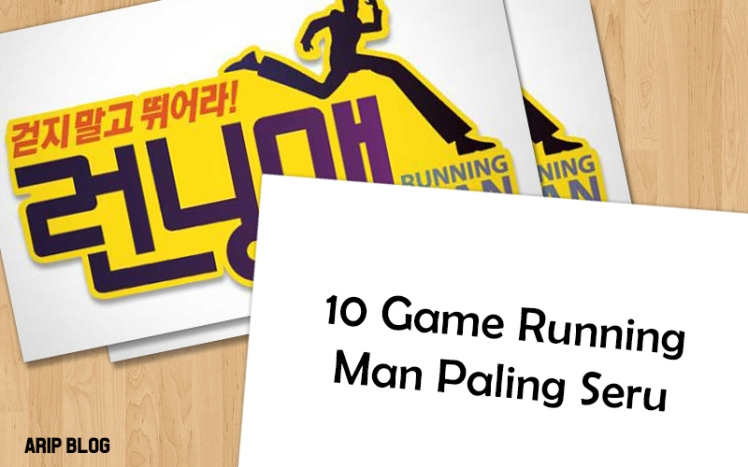 10 game running man seru