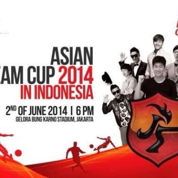 asian dream cup 2014