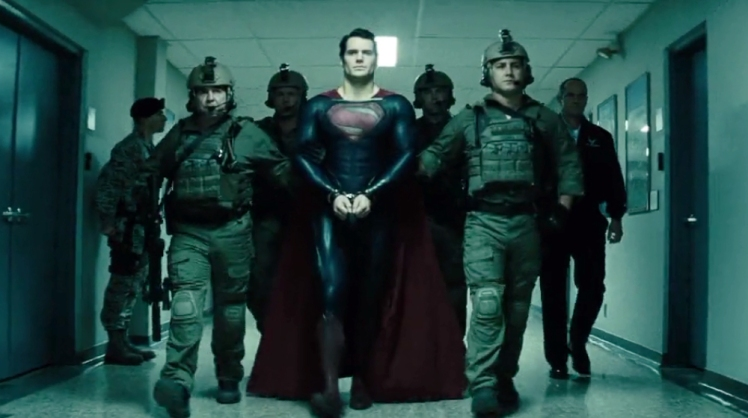 man of steel screencap