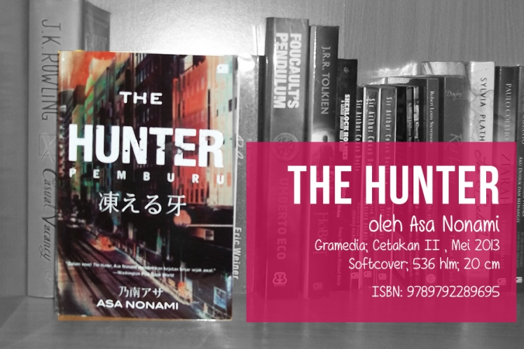 the hunter asa nonami