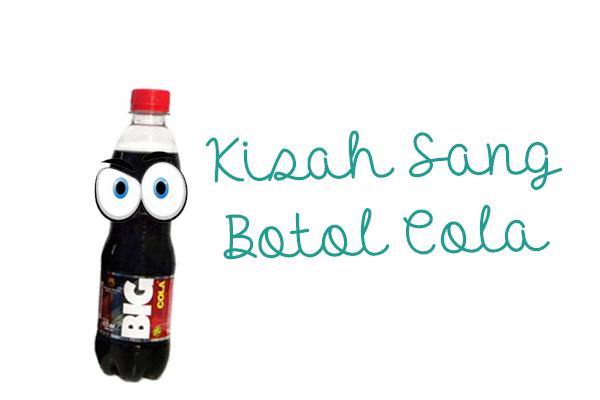 kisah sang botol cola