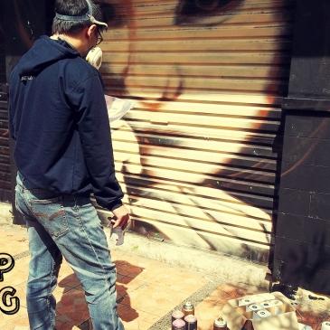 eric christian repaint yuri braga grafiti