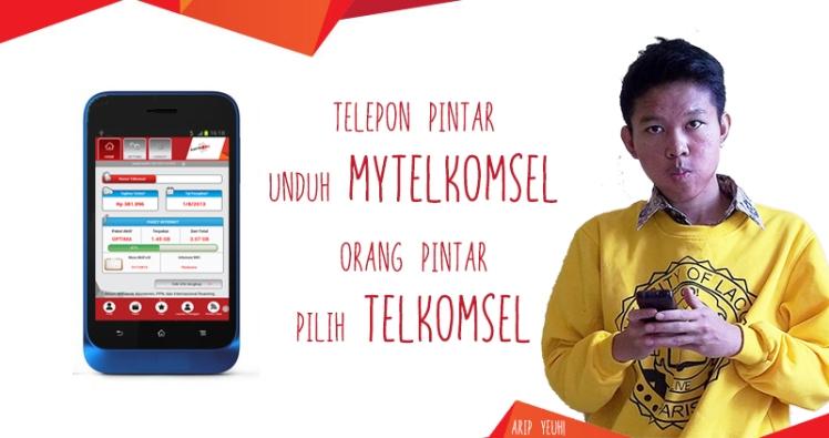 mytelkomsel telkomsel