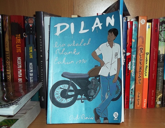 novel dilan pidi baiq