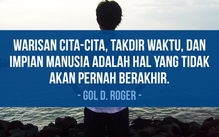 quote one piece roger
