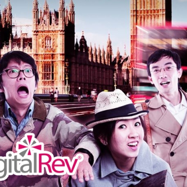 digitalrev tv special