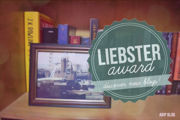 london liebster award