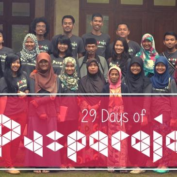 29 days of pusparaja