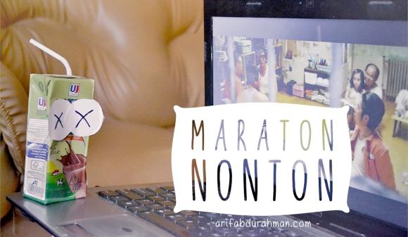 maraton nonton