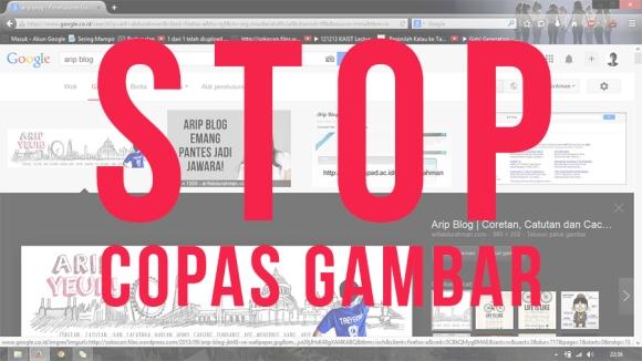 stop copas gambar