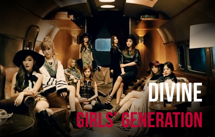 divine girls generation snsd