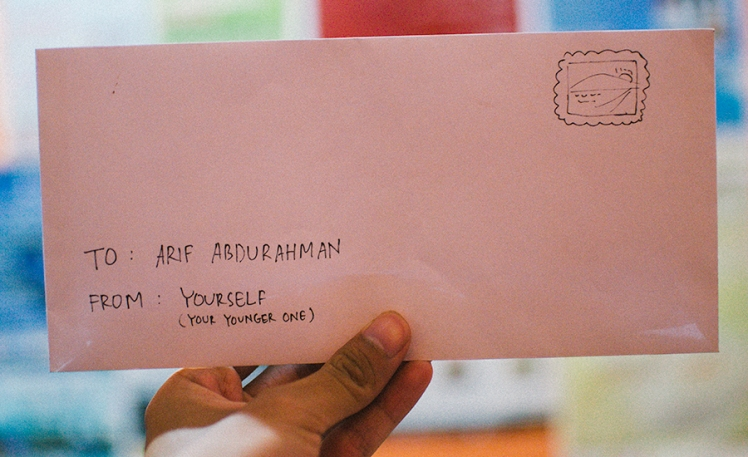 letter for future self