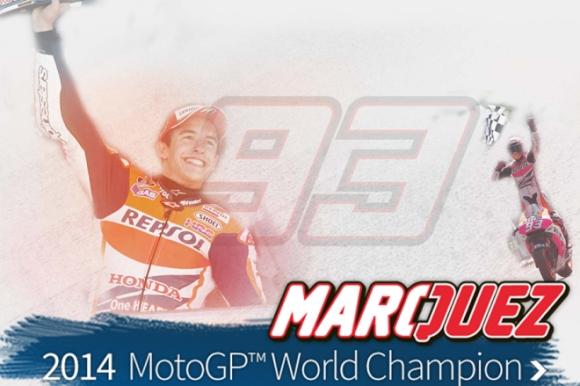 marc marquez motogp 2014