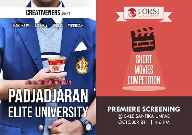 padjadjaran elite university premiere screening