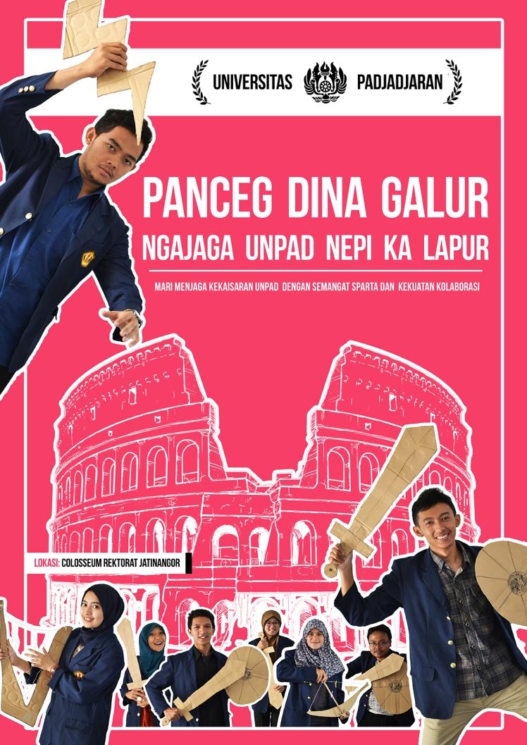 Poster Forsi Ngajaga Unpad