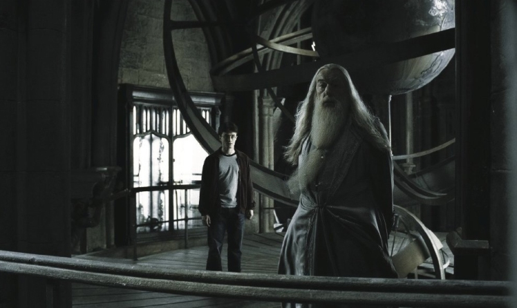 harry potter and half blood prince screenshot