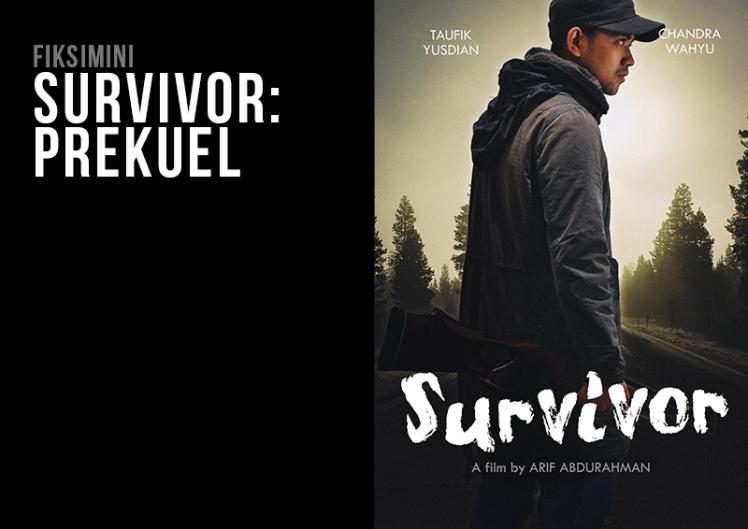survivor prekuel fiksimini