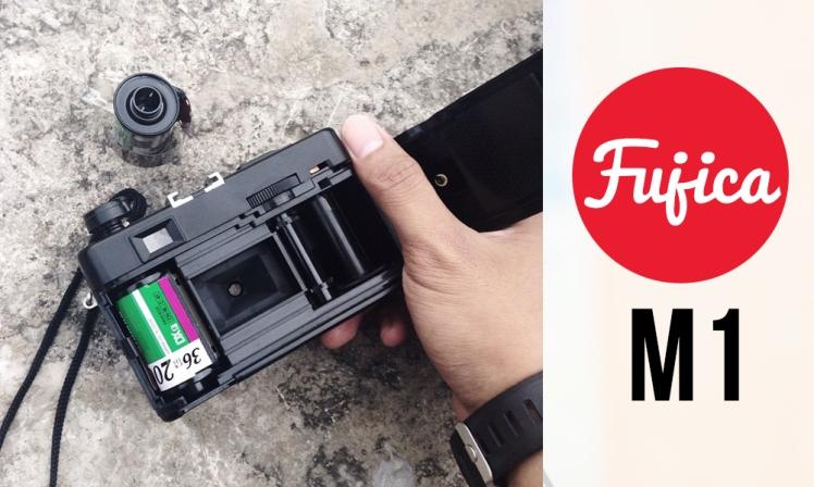 fujica m1 load film