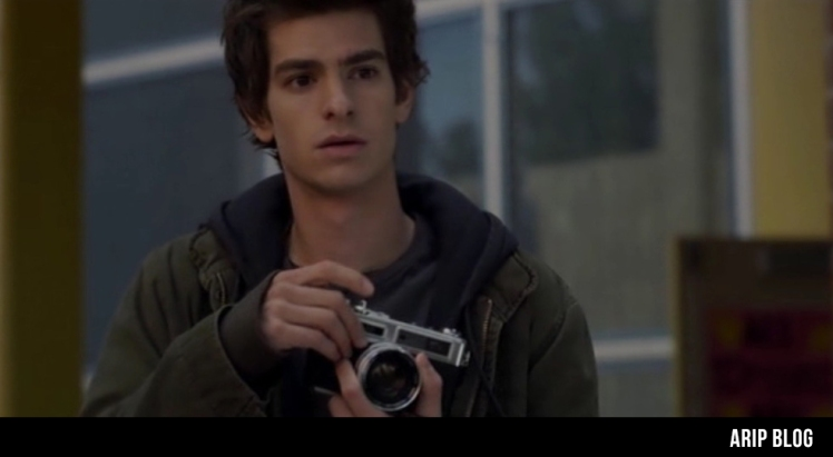 the amazing spiderman yashica