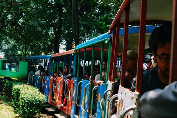 taman lalu lintas kereta api