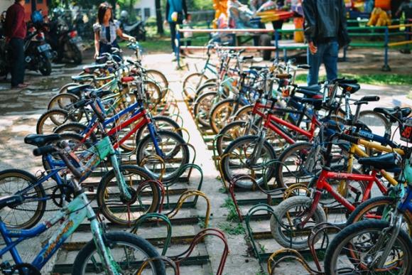taman lalu lintas sepeda
