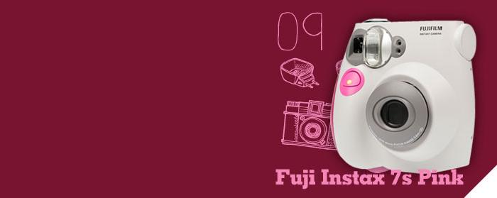 fuji instax 7s pink