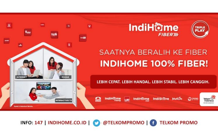 indihome fiber telkom